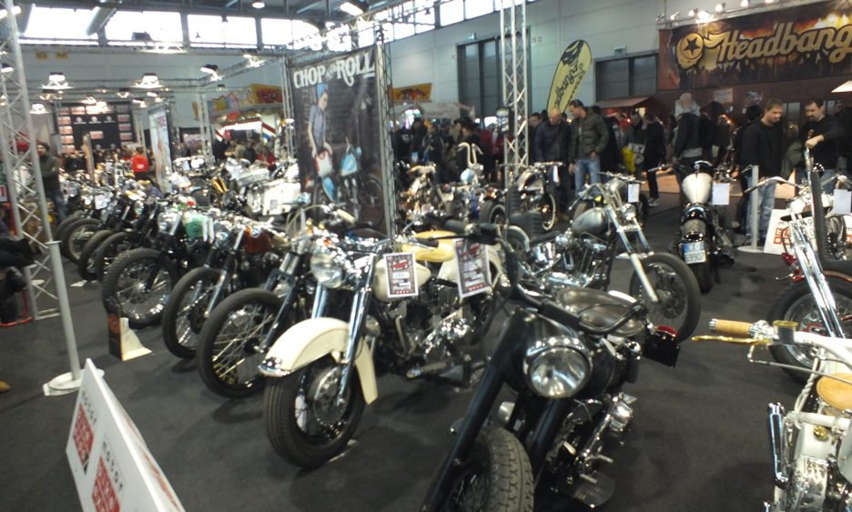 Motor Bike Expo 2013 - Le moto custom 13