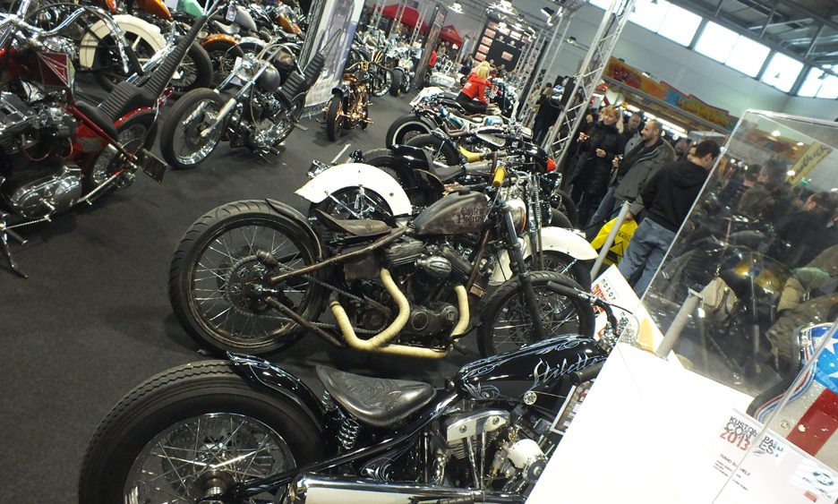 Motor Bike Expo 2013 - Le moto custom 15