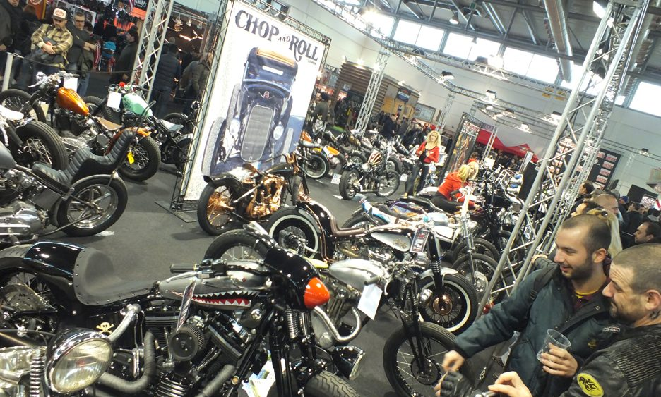 Motor Bike Expo 2013 - Le moto custom 16