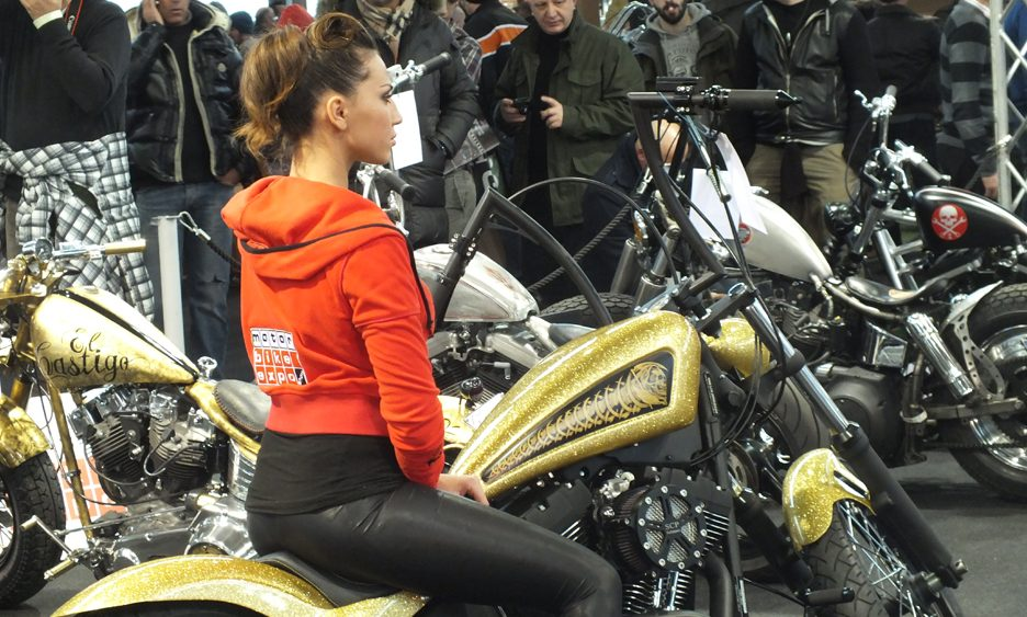Motor Bike Expo 2013 - Le moto custom 18