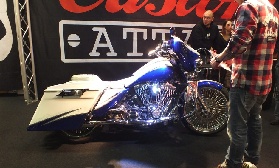 Motor Bike Expo 2013 - Le moto custom 2