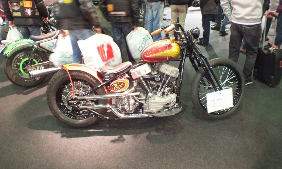 Motor Bike Expo 2013 - Le moto custom 21