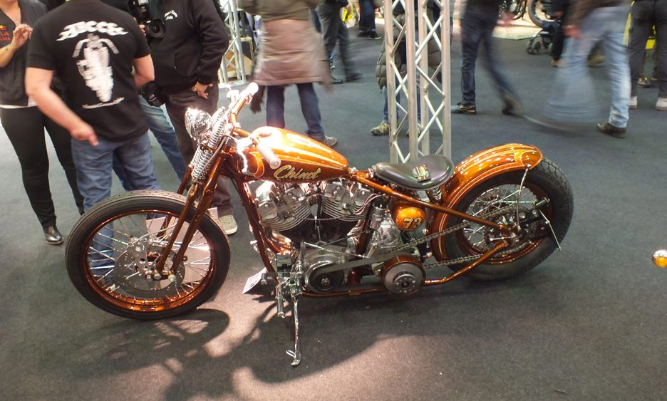 Motor Bike Expo 2013 - Le moto custom 22