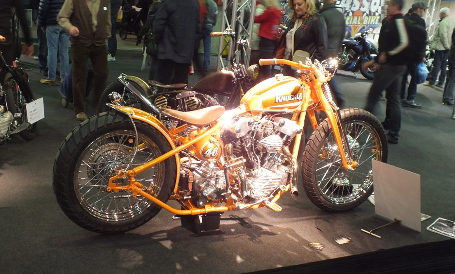 Motor Bike Expo 2013 - Le moto custom 23