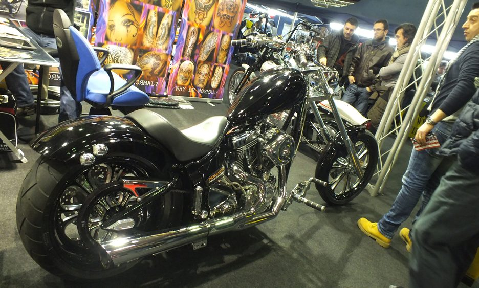 Motor Bike Expo 2013 - Le moto custom 4