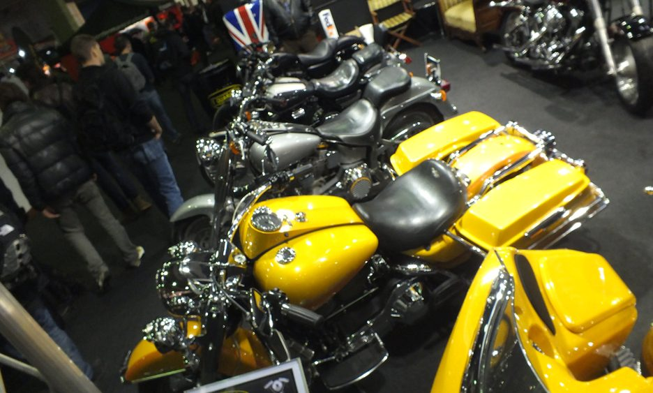 Motor Bike Expo 2013 - Le moto custom 5