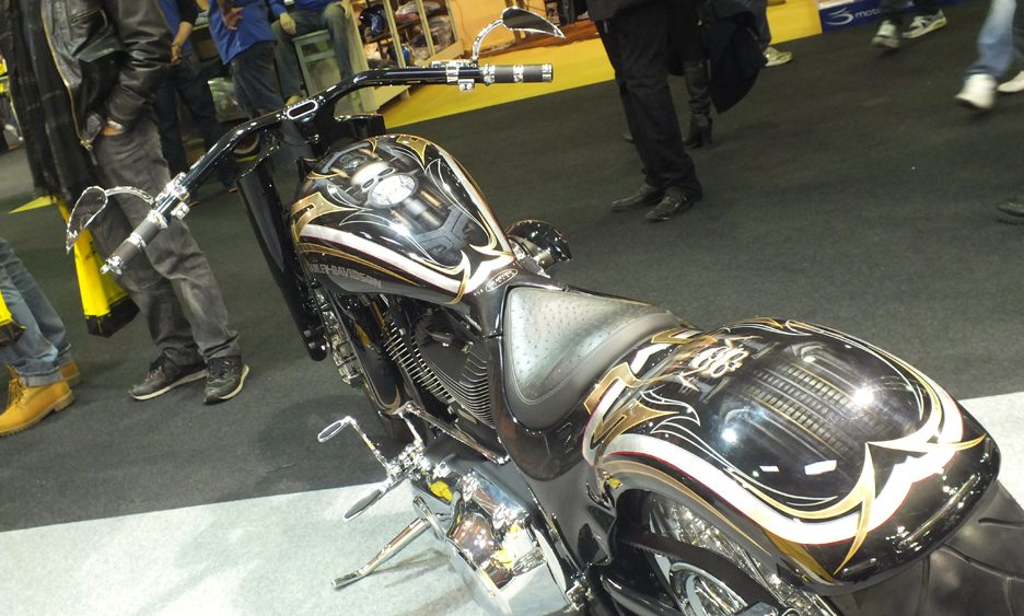 Motor Bike Expo 2013 - Le moto custom 7