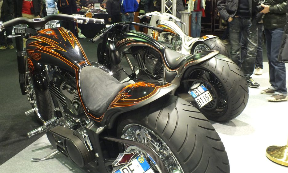 Motor Bike Expo 2013 - Le moto custom 8