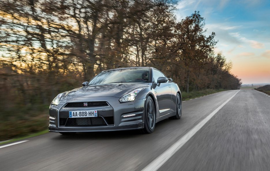 Nissan GT-R 2013 - Anteriore
