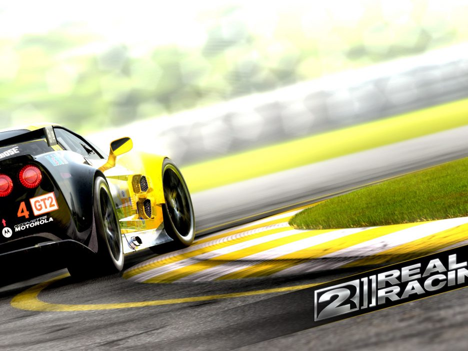 Real Racing 3 Title