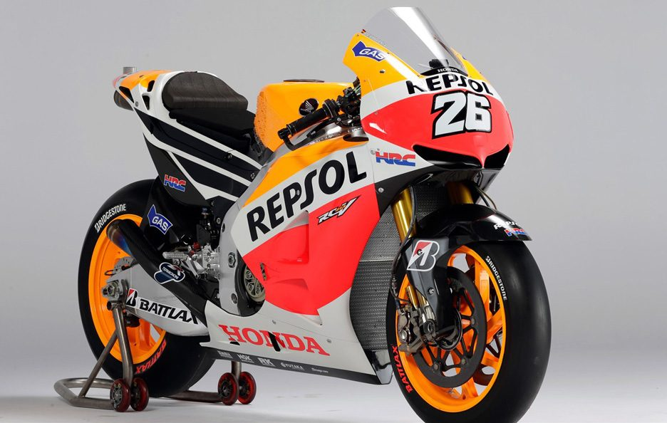 Repsol Honda Team - RC213V