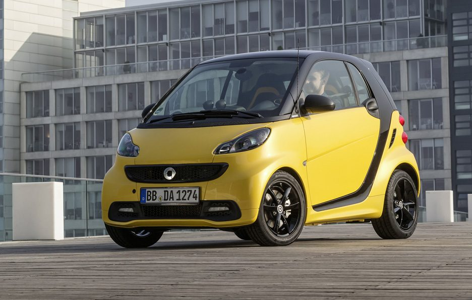 Smart ForTwo Cityflame - Design