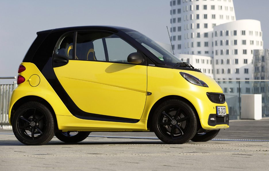 Smart ForTwo Cityflame - Linee