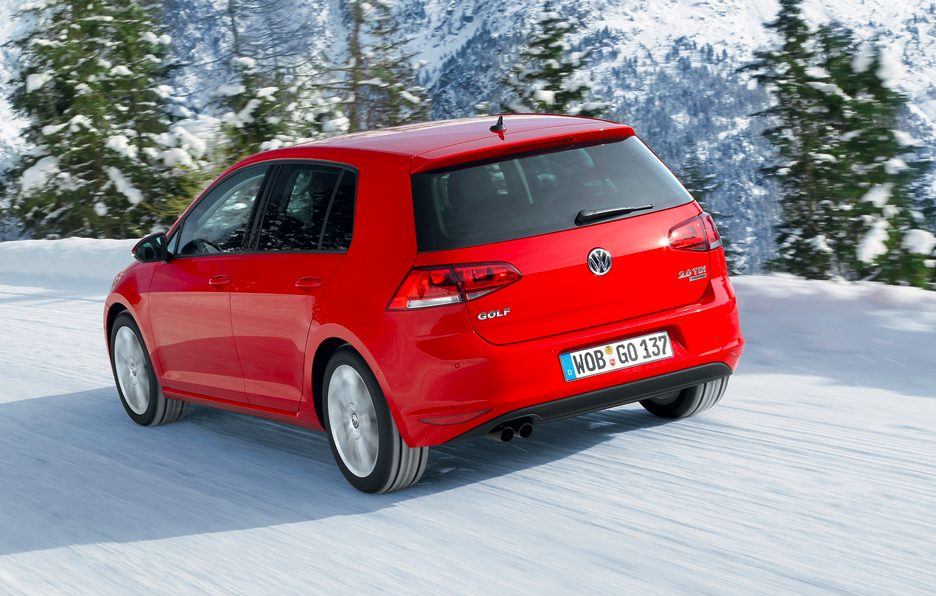 Volkswagen Golf 4Motion - Coda