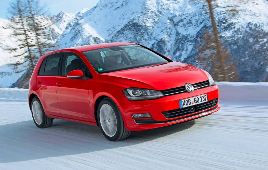 Volkswagen Golf 4Motion - Design