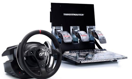 volante per PS3 e Pc Thrustmaster T500 Rs