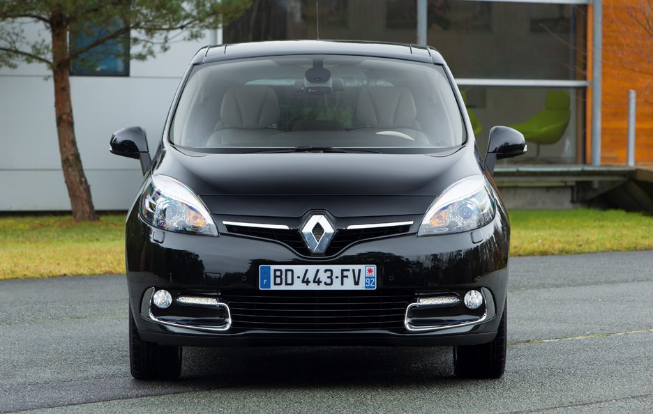 Renault Scenic 2013 - Frontale