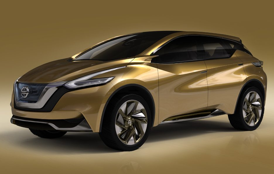 Nissan Concept Resonance