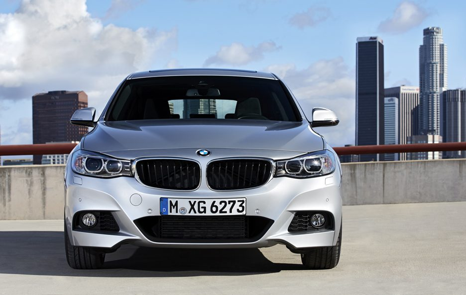 BMW Serie 3 Gran Turismo - Frontale
