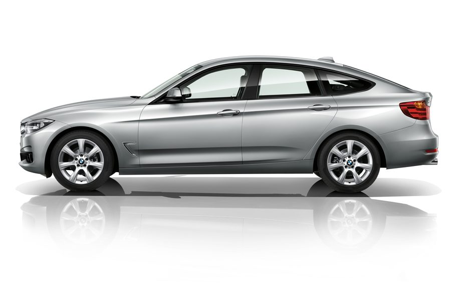 BMW Serie 3 Gran Turismo - Linee laterale