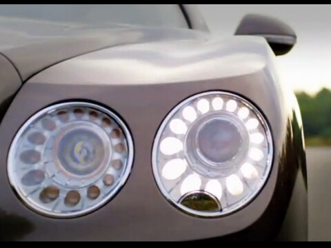 Bentley Flying Spur 2013, in arrivo a Ginevra 2013