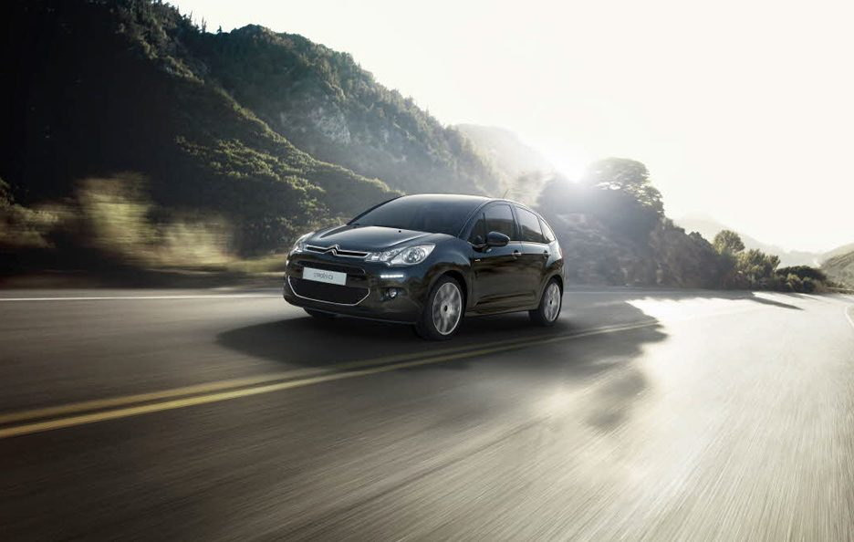 Citroen C3 2013 - In motion
