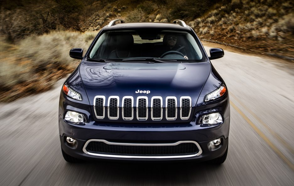 Jeep Cherokee 2014 - Frontale