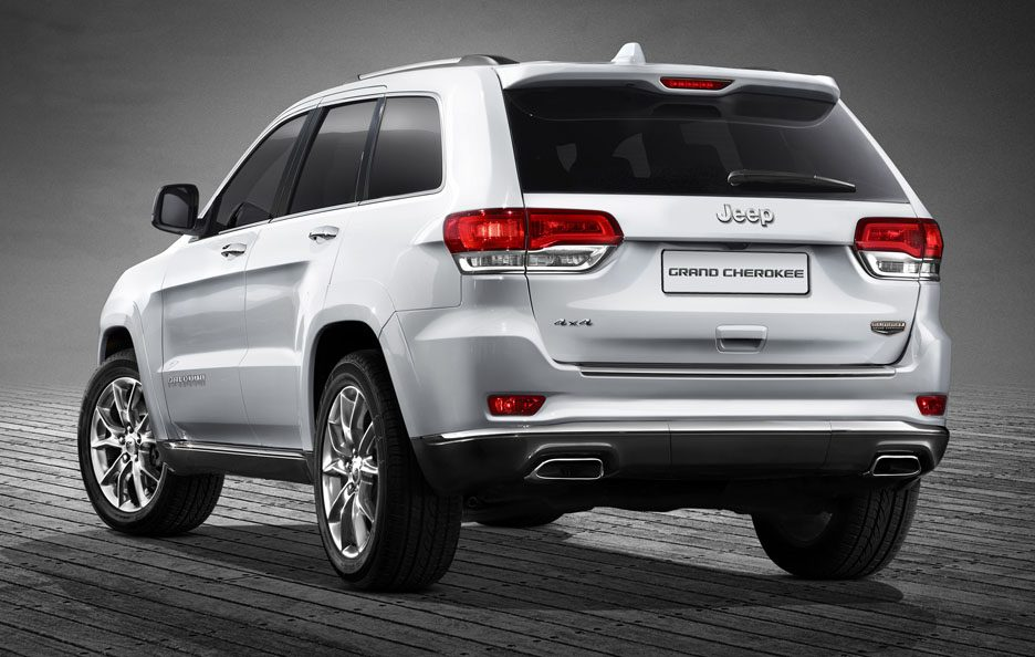 Jeep Grand Cherokee my 2014 - Coda