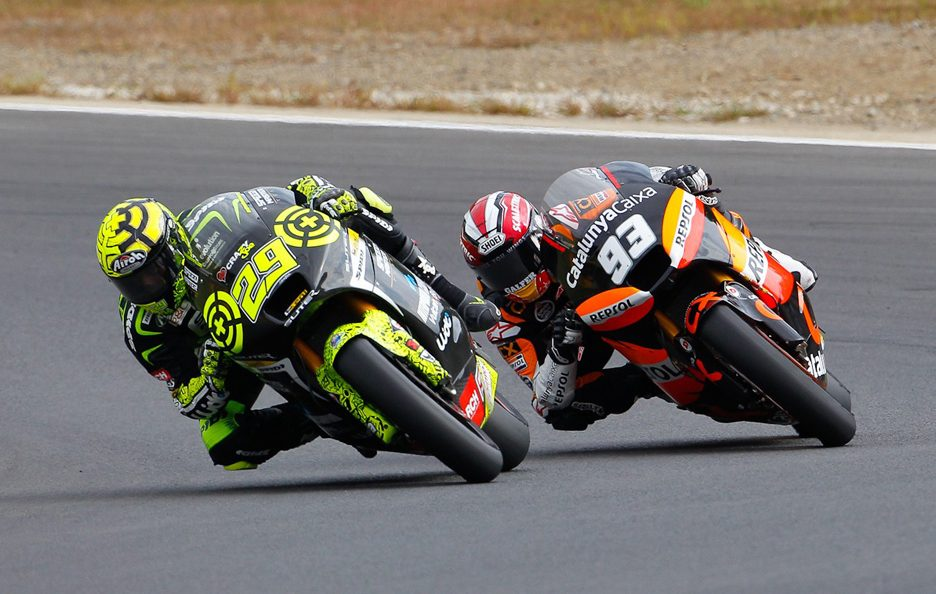 Marquez, 2011 - Giappone