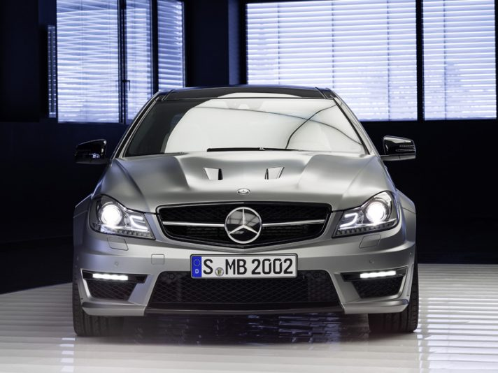Mercedes C63 AMG Edition 507: debutto a Ginevra 2013