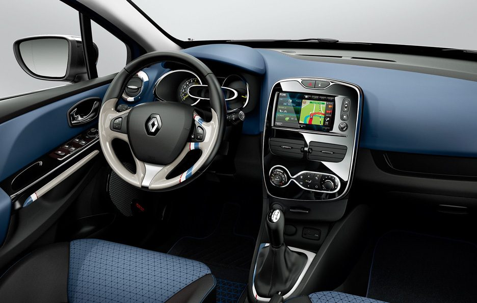 Renault Clio Estate 2013 - Interni