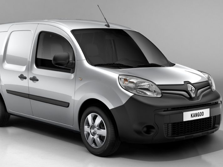 Renault Kangoo Express: restyling per il commerciale francese