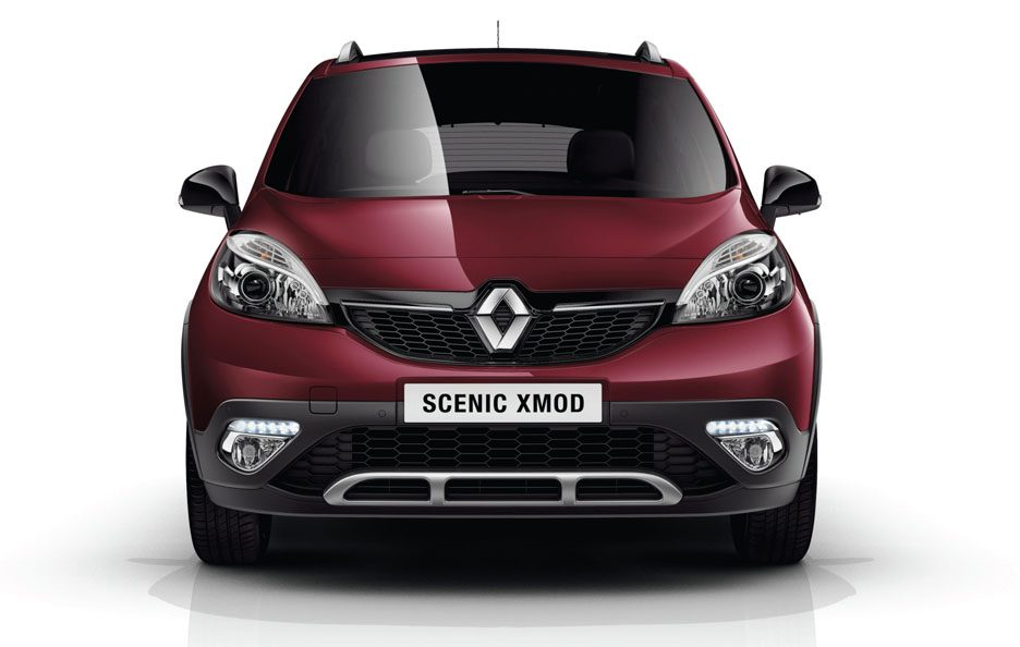 Renault Scénic XMOD - Frontale
