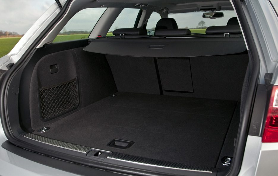 Seat Exeo ST restyling bagagliaio
