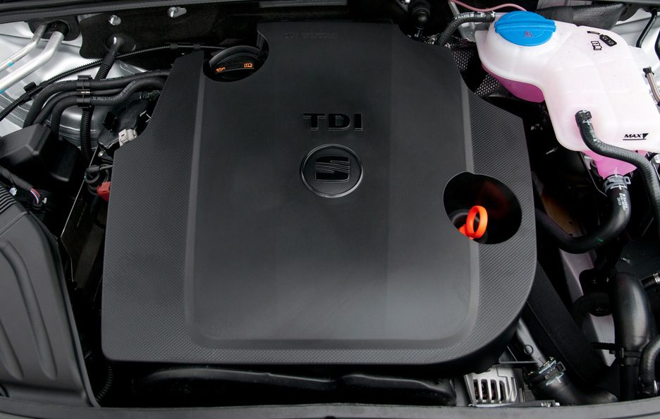 Seat Exeo restyling motore