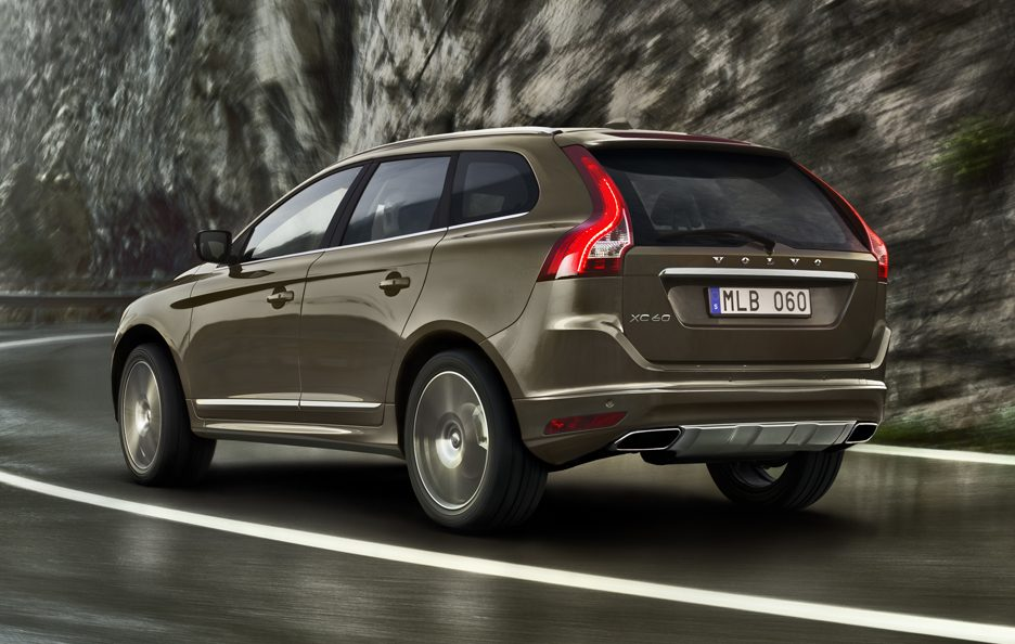 Volvo XC60 - Posteriore in motion