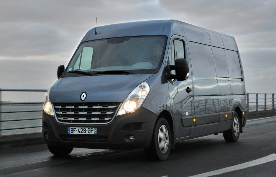 Renault Master S&S