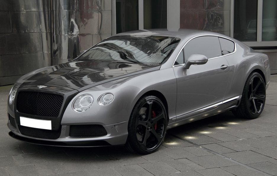 Bentley Continental GT by Anderson - Linee