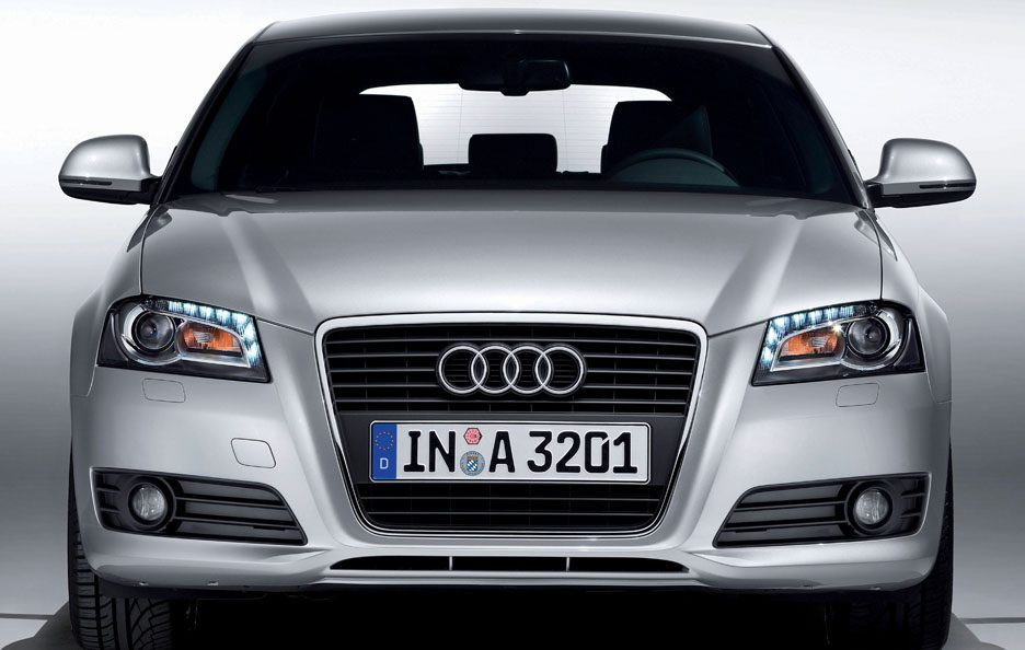 Audi A3 frontale