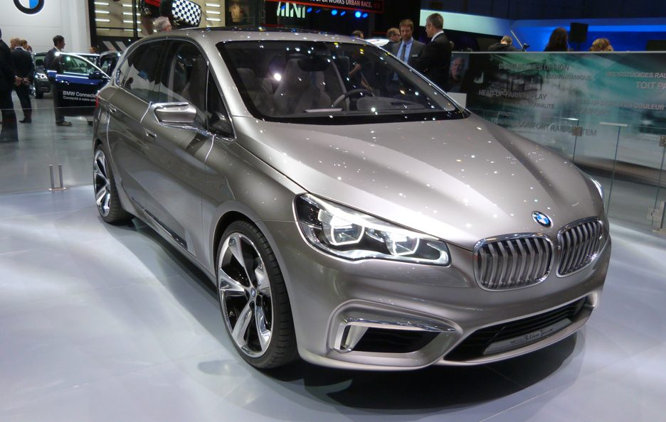 BMW Concept Active Tourer - Ginevra 2013