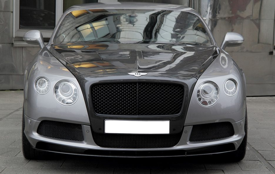 Bentley Continental GT by Anderson - Frontale