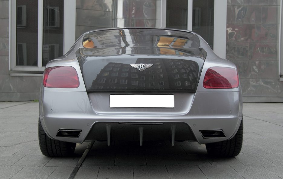 Bentley Continental GT by Anderson - Posteriore