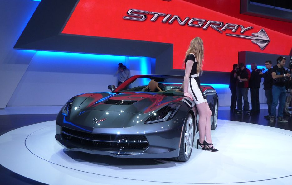 Corvette Stingray Convertible 2 - Ginevra 2013
