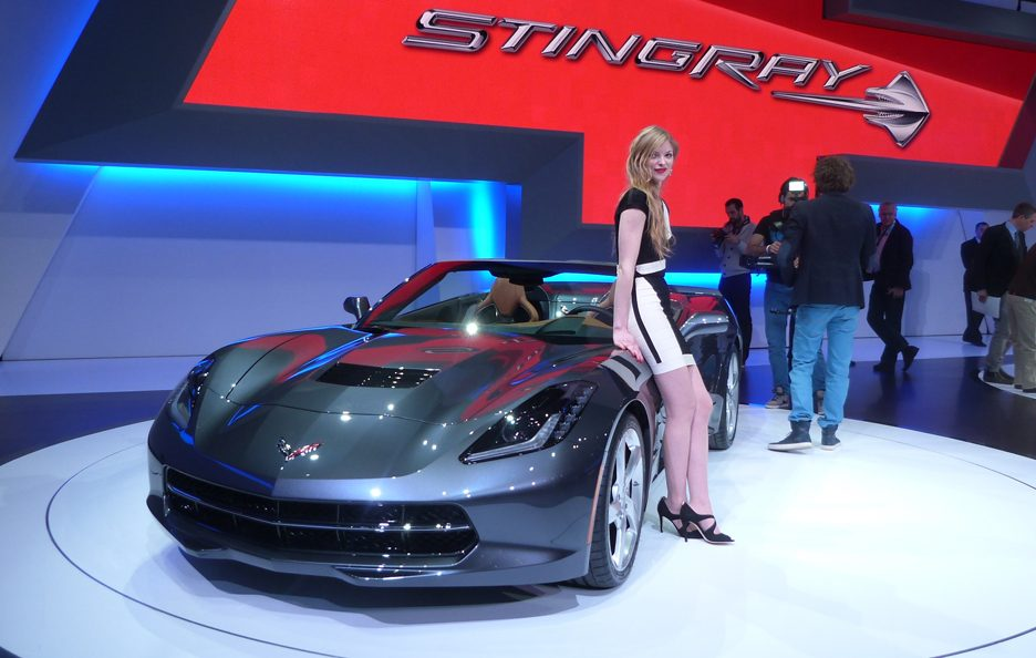 Corvette Stingray Convertible 3 - Ginevra 2013