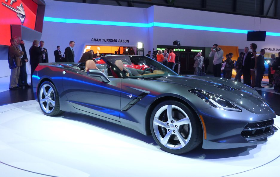 Corvette Stingray Convertible 4 - Ginevra 2013