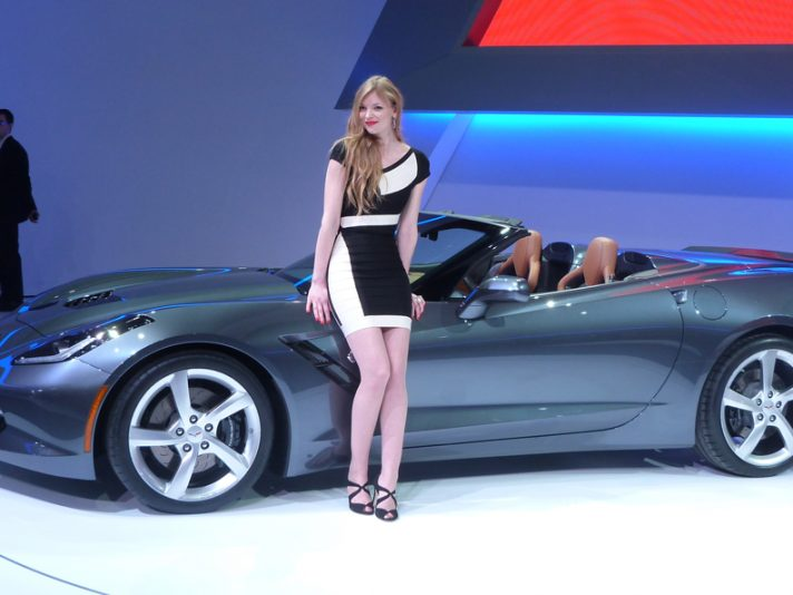 Corvette Stingray Convertible - Ginevra 2013