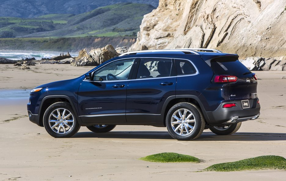 Jeep Cherokee 2014 - Laterale