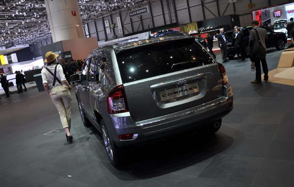 Jeep Compass Limited - Ginevra 2013