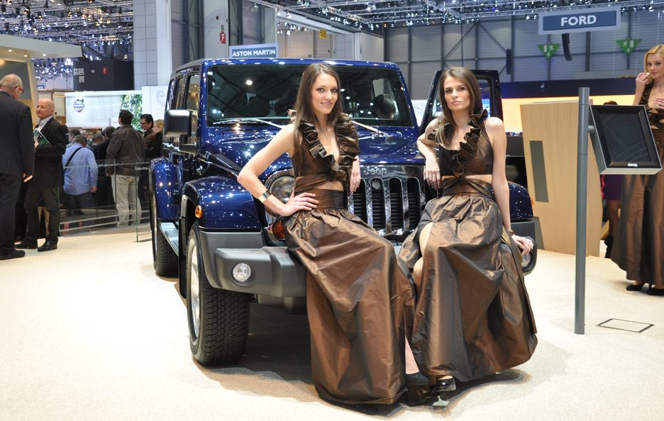 Jeep Wrangler Unlimited Sahara - Ginevra 2013