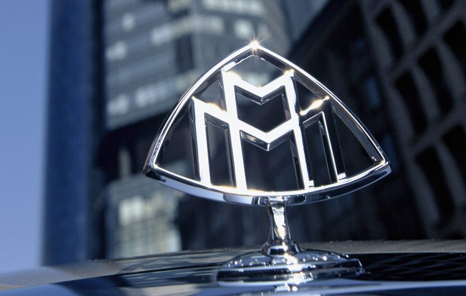 Maybach 57 stemma